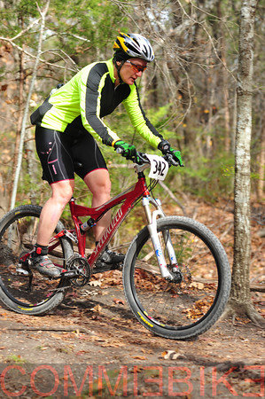 Kathy Vetter's mountain bike